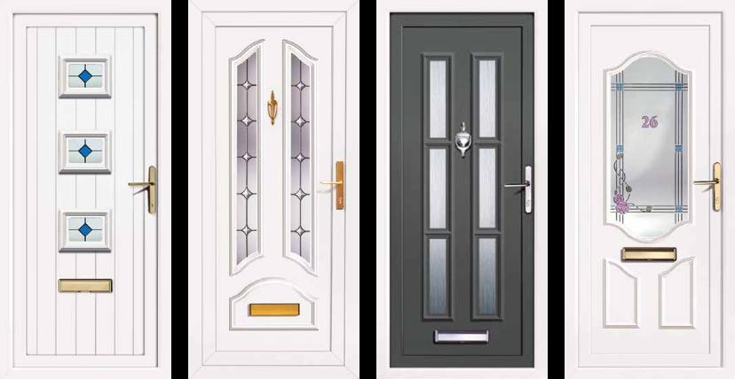Trade Windows upvc doors