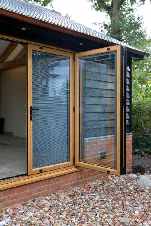 Bi Folding Doors at Trade Windows Preston